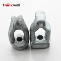 熱浸鍍鋅單針眼螺母