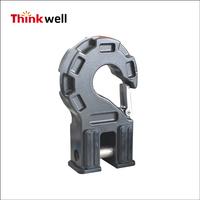 高品質定制鍛造鋁合金絞車鉤